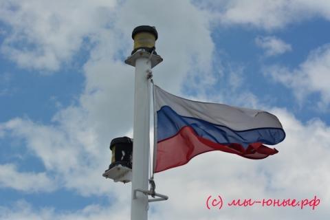 Мне посчастливилось родиться на Руси!