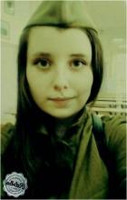 """Автор эссе """"Три поколения … Три взгляда на войну…"""" Майорова Э."""