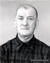 Александр Иванович Карпухин рядовой