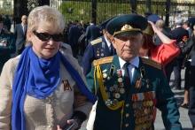 Герой 1-го Парада Победы